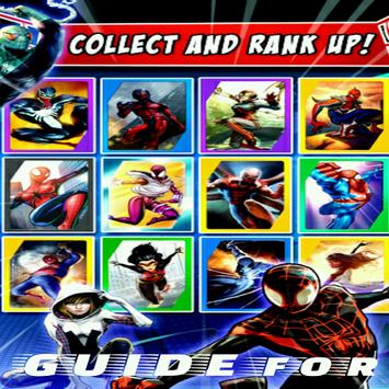 Guide for SpiderMan Unlimited apk screenshot