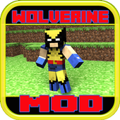 Mods for MCPE Woverine icon