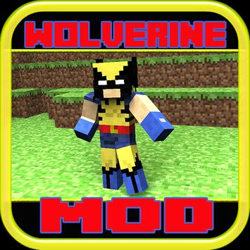 Mods for MCPE Woverine apk screenshot