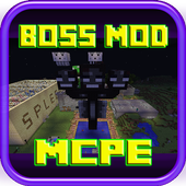 Boss Mods for MCPE icon