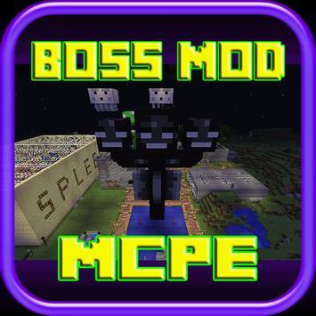 Boss Mods for MCPE apk screenshot