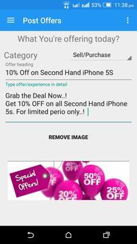 IMARKET - Share More, Get More apk screenshot