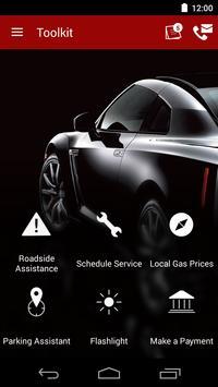 Oakville Infiniti Nissan apk screenshot