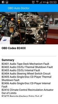 OBD Auto Doctor 2016 apk screenshot