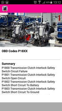 OBD Auto Doctor Pro apk screenshot