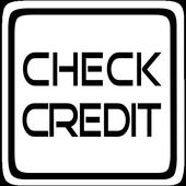 Check Credit icon