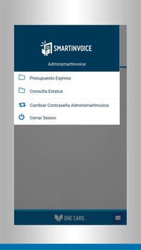 SmartInvoice OCSI apk screenshot