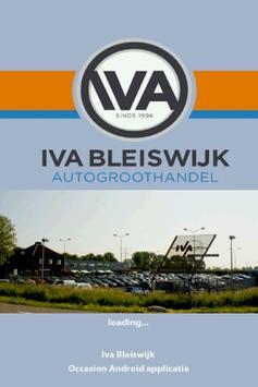 IVA Bleiswijk OccasionApp poster
