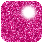 Pink Glitter PhotoFrame icon
