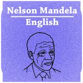 Nelson Mandela Quotes English icon
