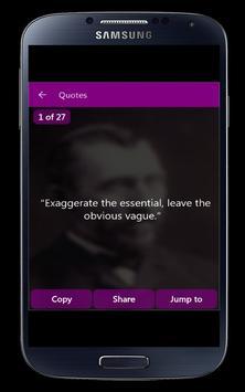 Vincent Van Gogh Quote English apk screenshot