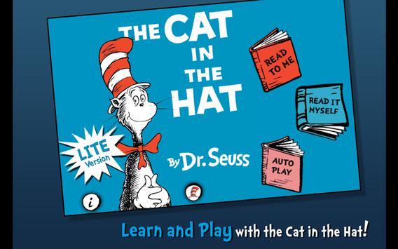 The Cat in the Hat - LITE apk screenshot