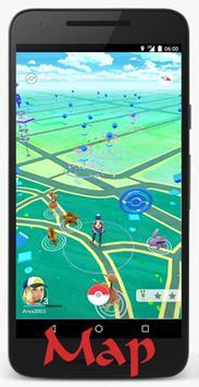 Map For Poke Go(Location) apk screenshot