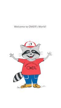 OMER's World poster