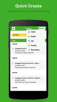 Jobber Pro apk screenshot