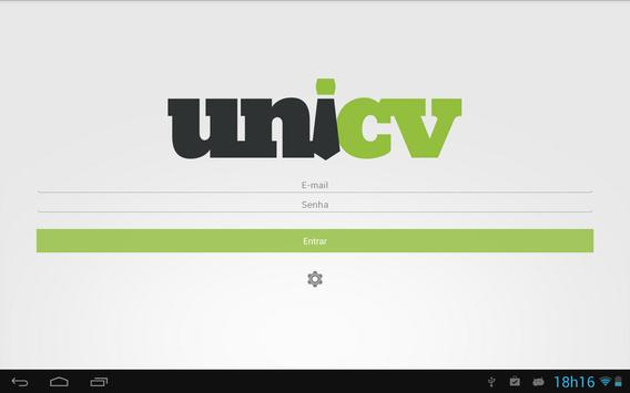 UniCV apk screenshot