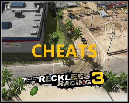Tips:Reckless Racing 3 apk screenshot