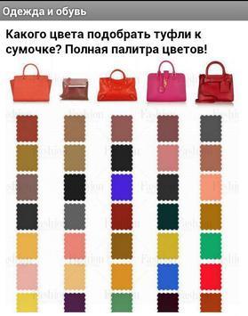 Одежда и обувь poster