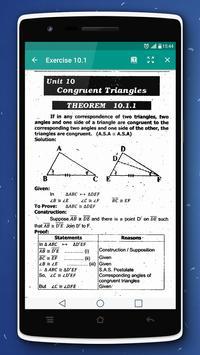 Key & Textbook Maths 9 (PTB) apk screenshot