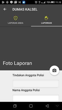 DUMAS POLDA KALSEL apk screenshot