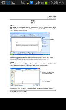 Belajar MS Office Lengkap poster