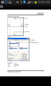 Belajar MS Office Lengkap apk screenshot