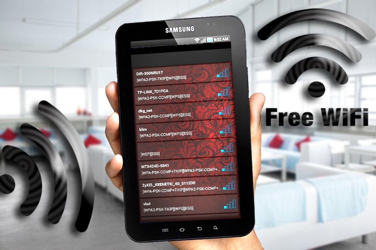 WiFI Password Hacker APK Download - Free Entertainment APP ...