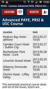 Irish Payroll Association apk screenshot