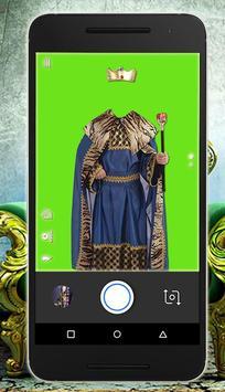 King Prince Suit Theme apk screenshot