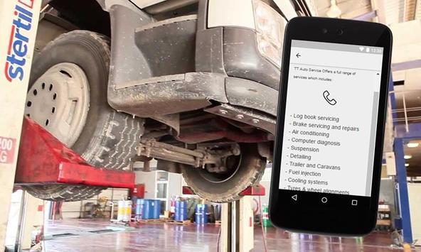 TT Auto Service apk screenshot