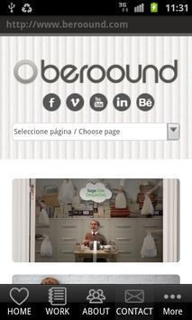 Beroound EN poster