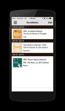 Oidar Podcasts for India, Asia apk screenshot