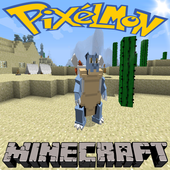 Poke Pixelmon MCPE icon