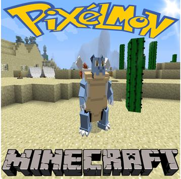 Poke Pixelmon MCPE apk screenshot