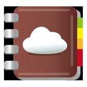 EXaaS 電話帳 icon