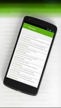 SMS Bonne Année 2017 apk screenshot