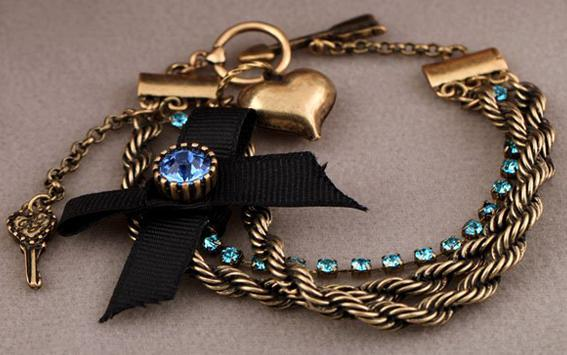 Bracelets Design Ideas poster
