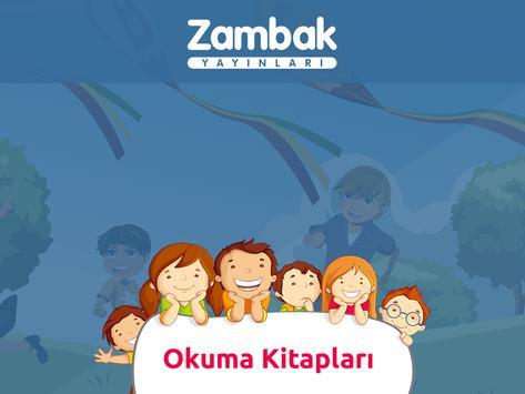 Zambak reading books poster
