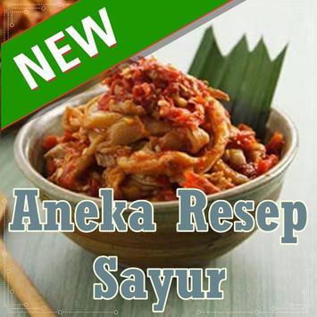 Aneka Resep Olahan Sayur poster