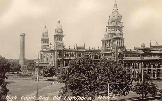 Old Madras Images (Chennai) poster
