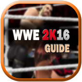 Guide for WWE 2K16 GamePlay icon
