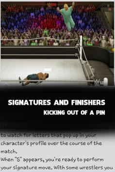 Guide for WWE 2K16 GamePlay apk screenshot