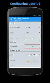 Arduino HandBook 2 apk screenshot