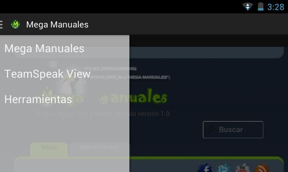 Mega Manuales apk screenshot