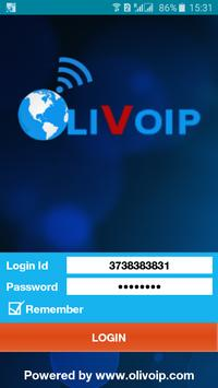 OLIVOIP poster