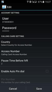 OLIVOIP apk screenshot