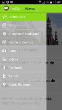 InfoCity apk screenshot