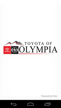 Toyota of Olympia poster
