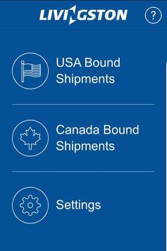 Shipment Tracker poster