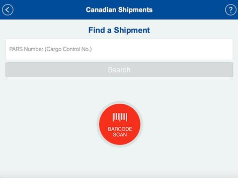 Shipment Tracker apk screenshot